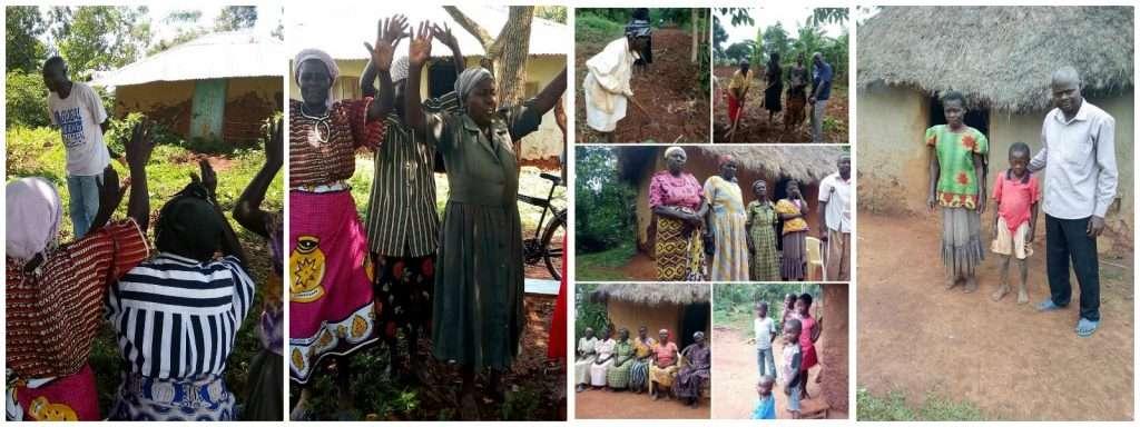 Impoverished Widows in Kenya