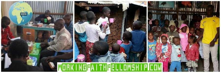 Kibera Slum Jesus Sponsor a Child Christian World Vision Compassion International