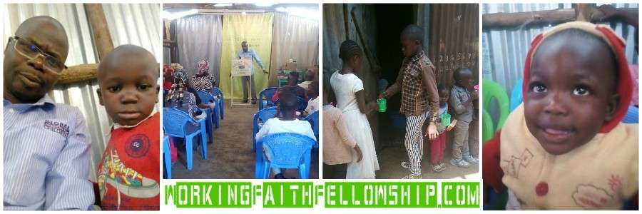 Christian kibera working faith fellowship