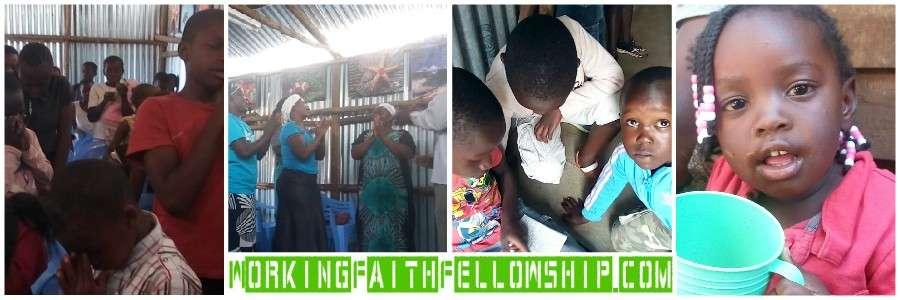 GMFC - WFF Kibera Slum Fellowship