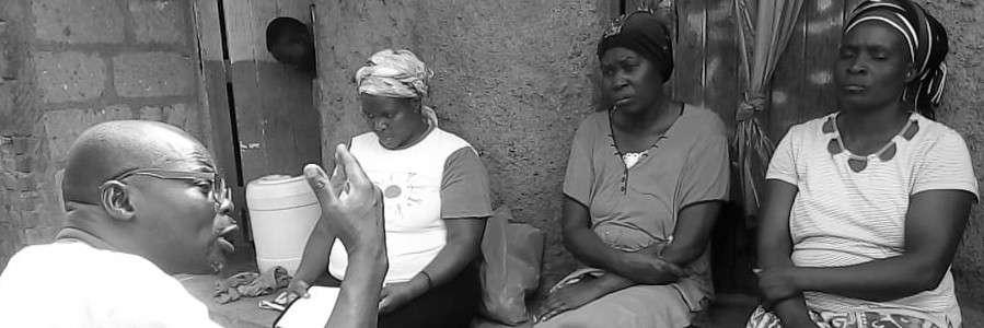 joseph otienop kibera slim sisters kenya